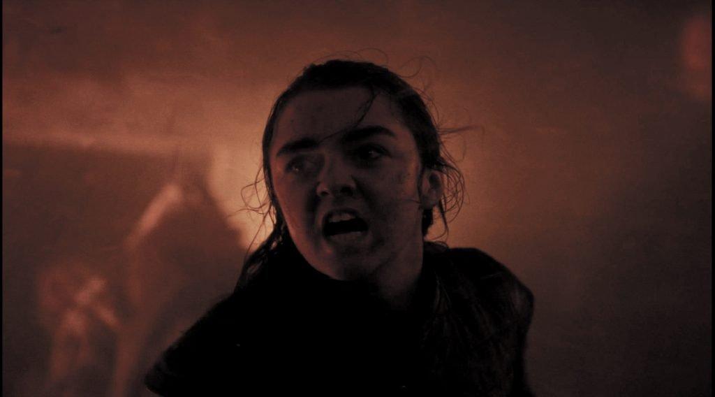 The Battle of Winterfell - Arya Stark