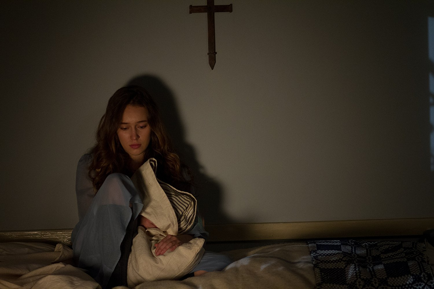 Alycia Debnam-Carey as Mary. After Ruth is shunned
