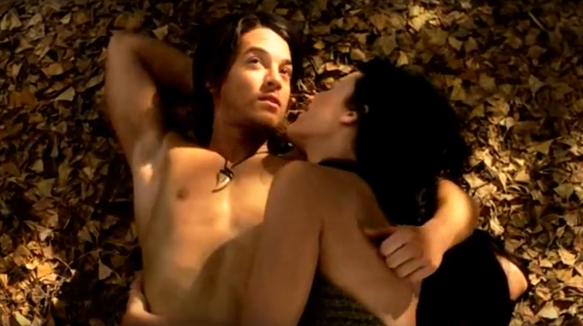 legend of the seeker richard and kahlan