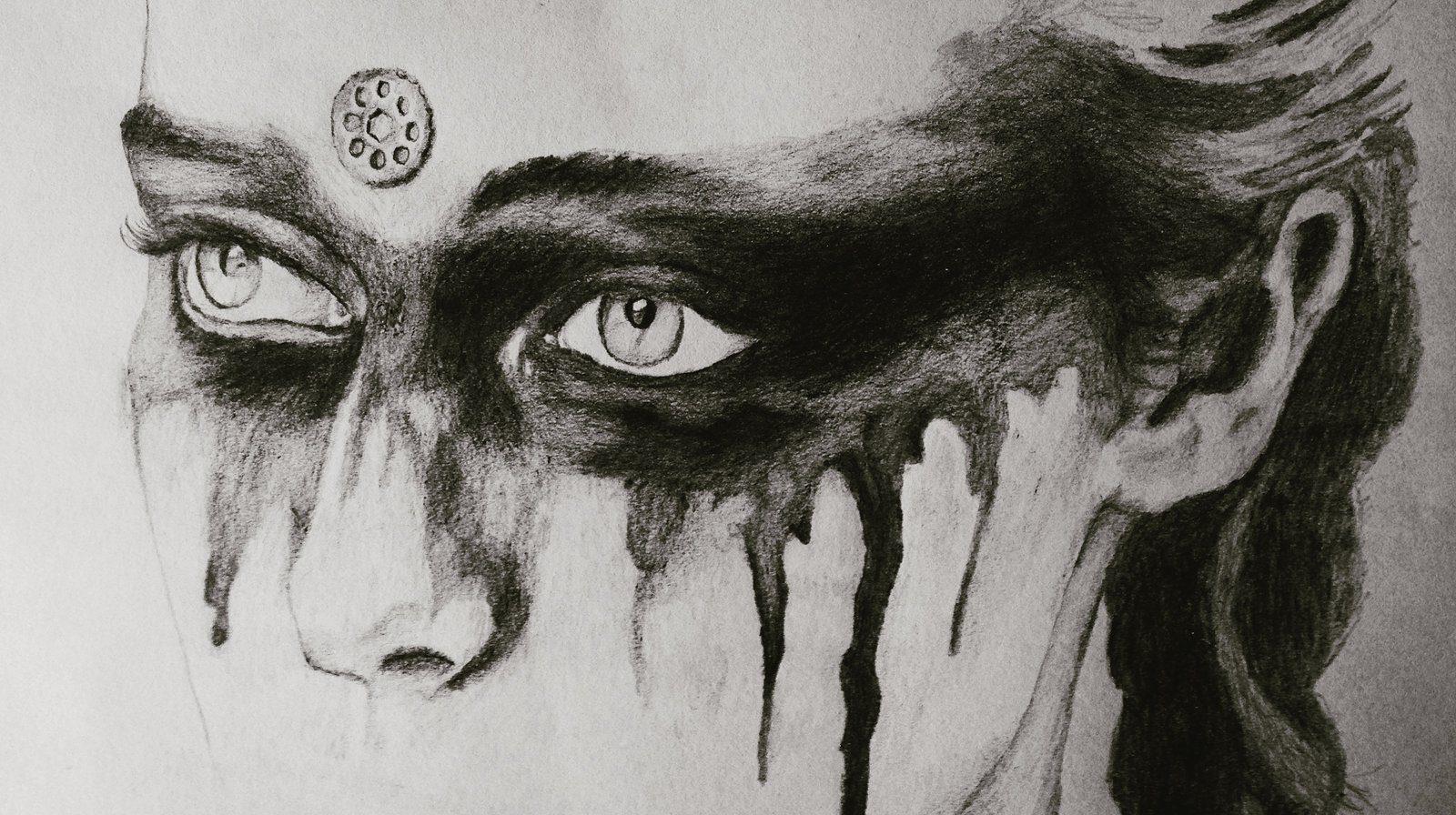 Lexa-drawing-fan-art