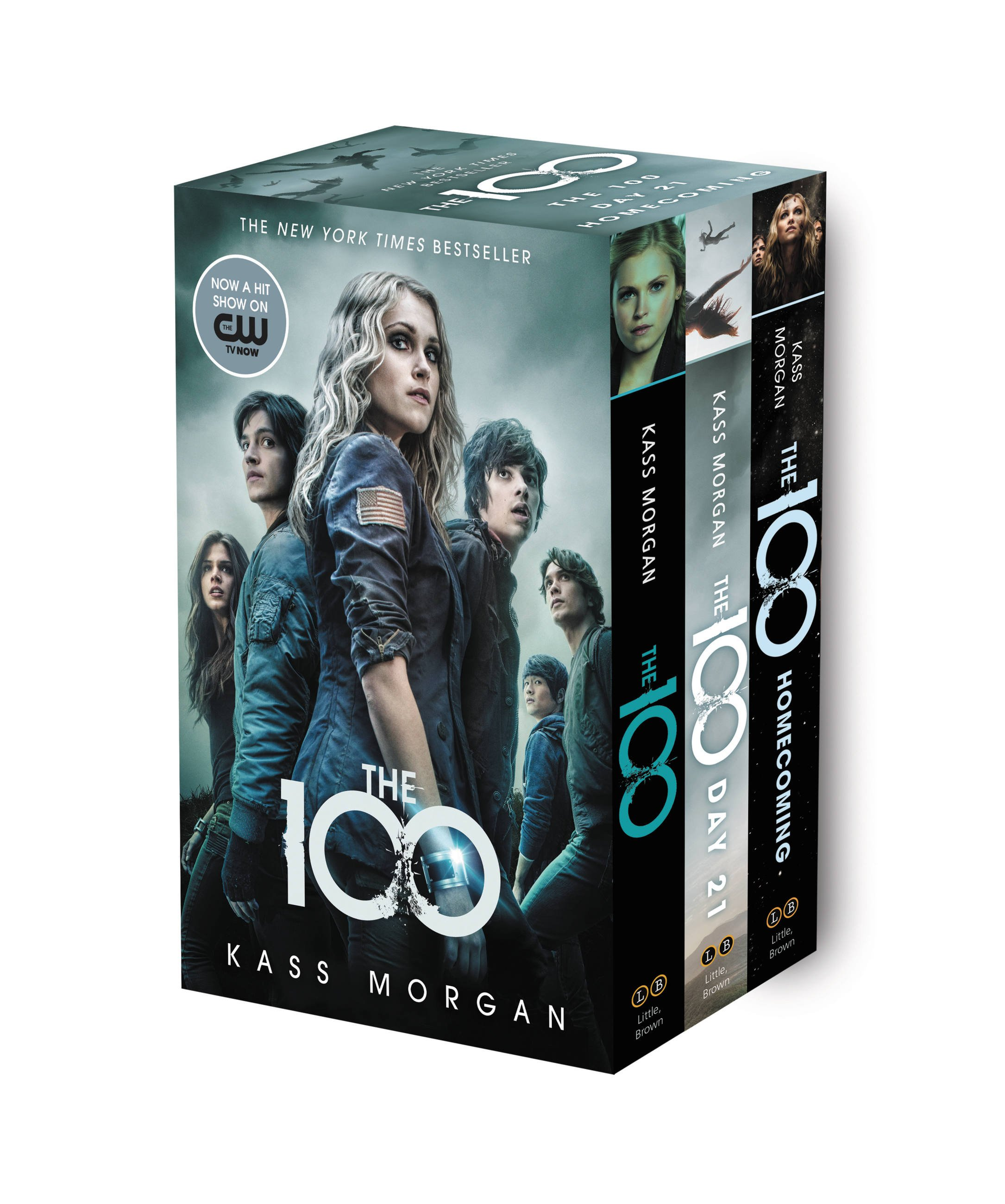 The 100 novel series