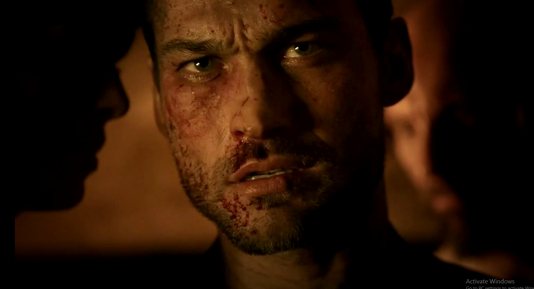 Spartacus: Blood and Sand | Andy Whitfield