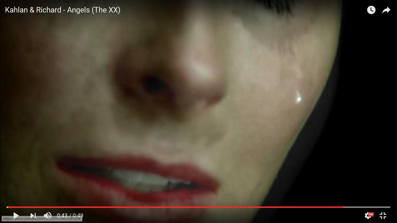 kahlan tears