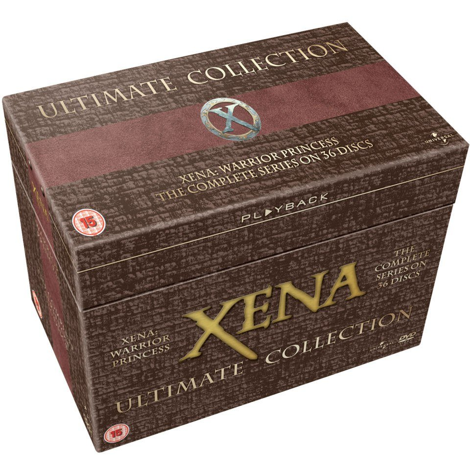 Xena Ultimate Collection