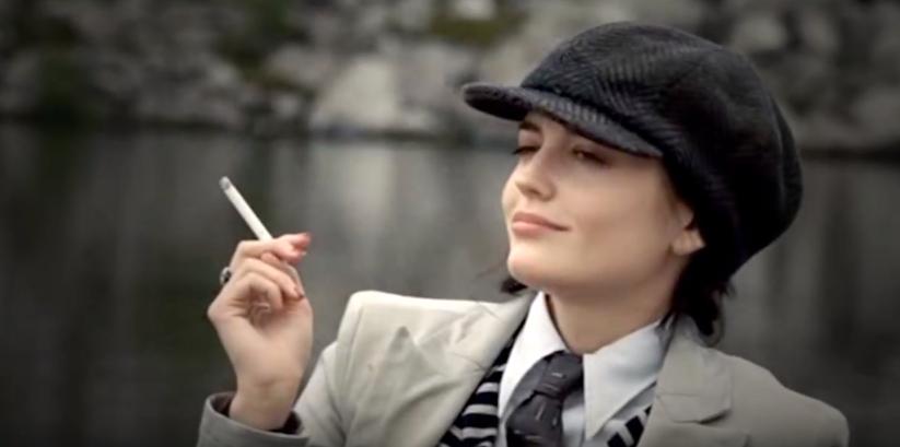 "Eva Green as Miss G in ""Cracks"""