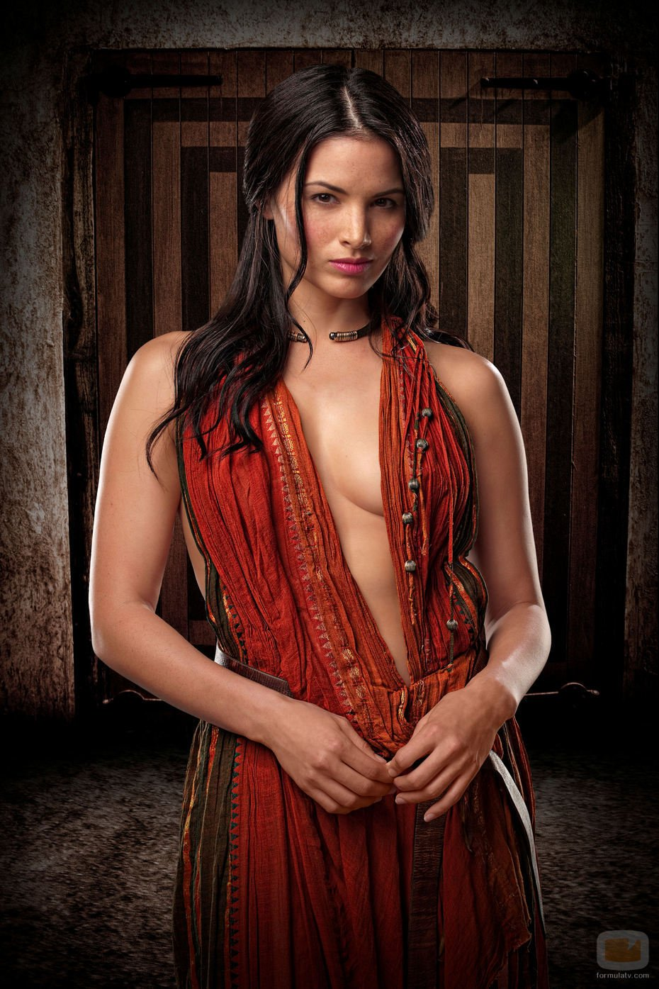 Spartacus: Vengeance. Katrina Law as Mira