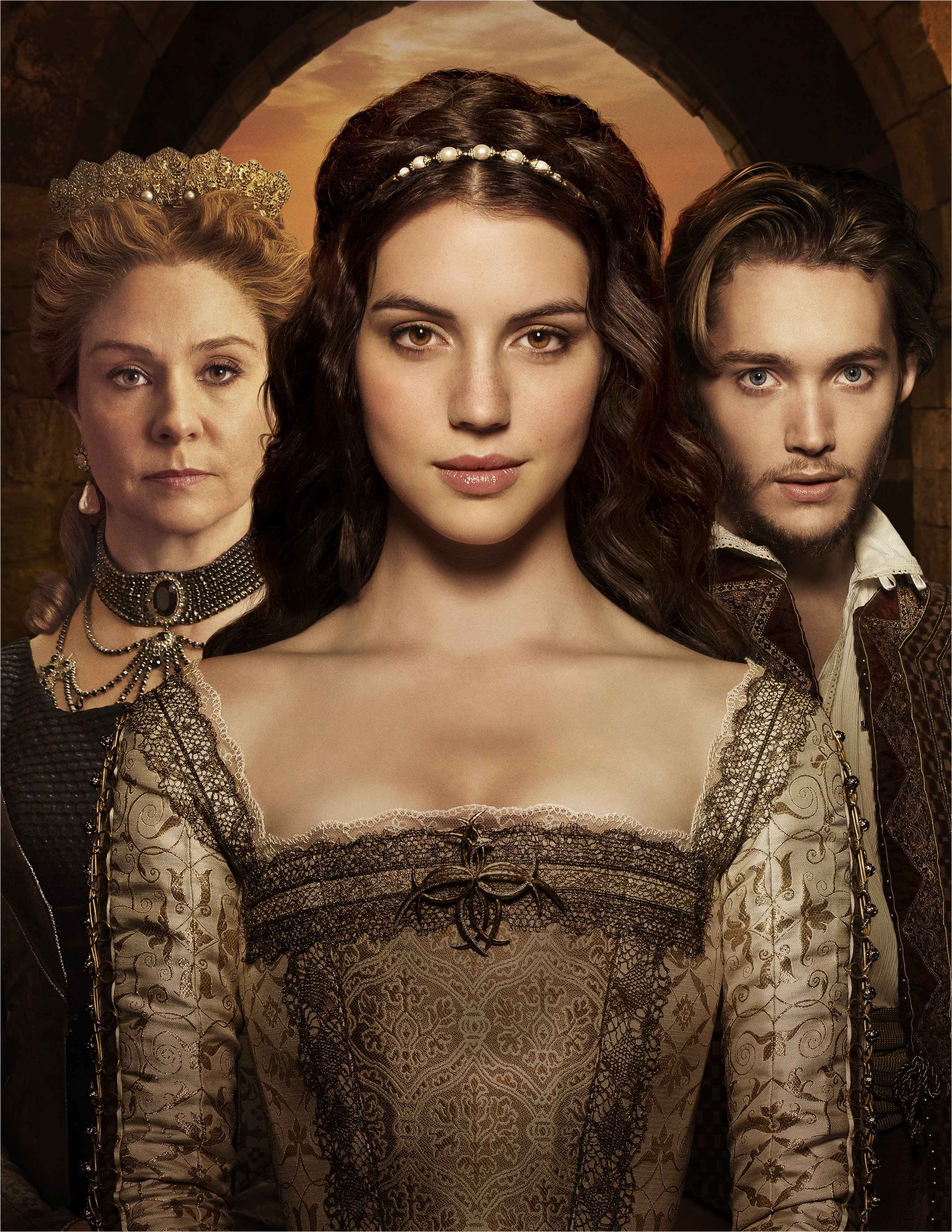 Reign Adelaine Kane Mary Queen of Scots